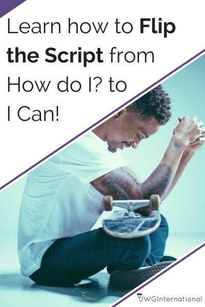Learn to Flip the Script