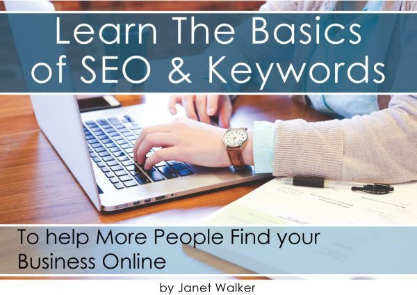 Learn the Basics about SEO & keywords video