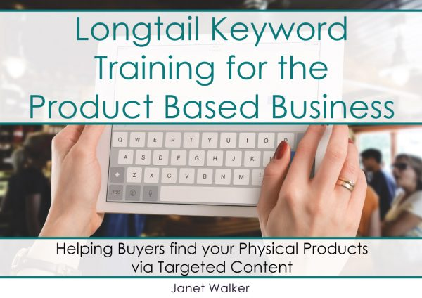 Longtail keyword for the creative business