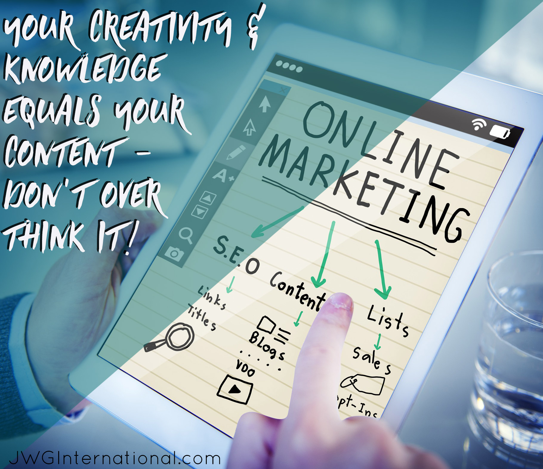 creative marketing, creative business