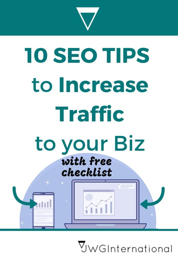 10 seo tips for creative b
