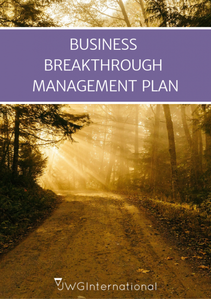 Business Breakthrough Management Plan