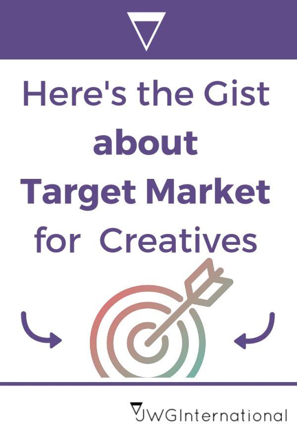 target market fr creatives