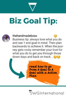 buisness-goal-plan
