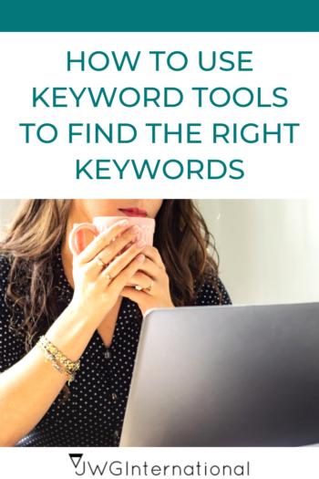 How 2 use a keyword Tool to find your product keywords p