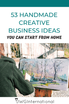 53 Handmade Business Ideas