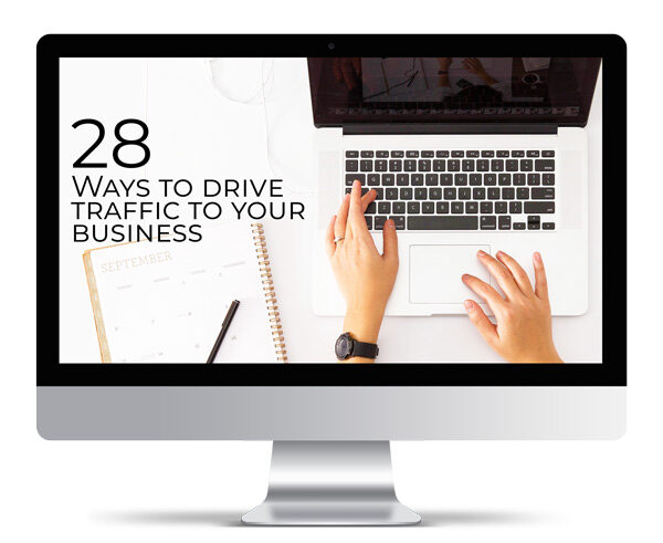 28-ways-drive-traffic to your business