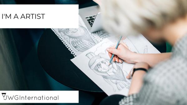 handmade-business ideas artist