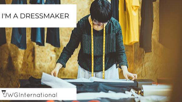 handmade-business ideas dressmaker