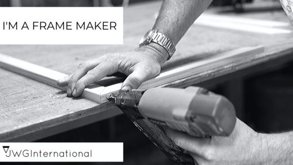 handmade-business ideas frame maker