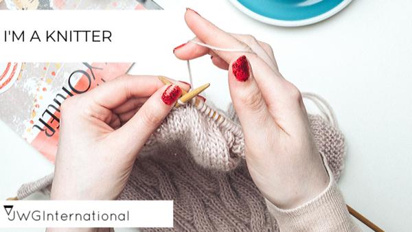 handmade-business ideas knitter