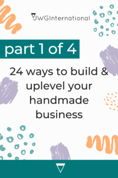 build up your handmade business 1