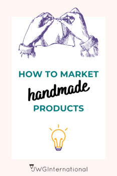 How to market your handmade products